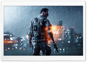 Battlefield HD Wide Wallpaper for Widescreen