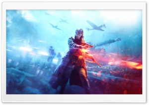 Battlefield 5 2018 Video Game HD Wide Wallpaper for 4K UHD Widescreen desktop & smartphone