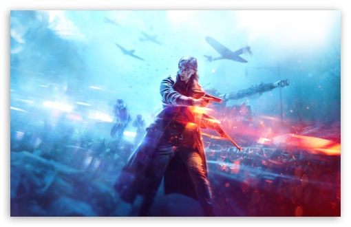 Download Battlefield 5 2018 Video Game HD Wallpaper