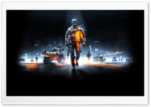 Battlefield 3 HD Wide Wallpaper for Widescreen