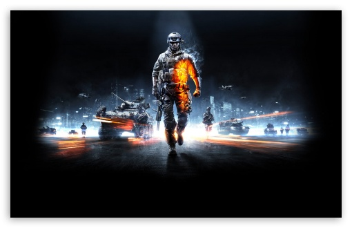 Download Battlefield 3 HD Wallpaper