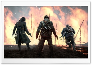 Battlefield 1 HD Wide Wallpaper for 4K UHD Widescreen desktop & smartphone