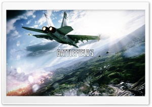 Battlefield Air Combat HD Wide Wallpaper for Widescreen