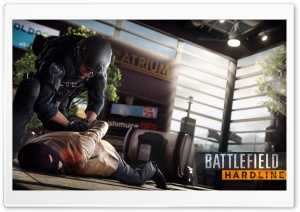 Battlefield Hardline HD Wide Wallpaper for Widescreen