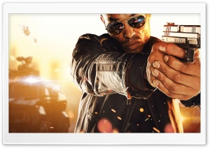 Battlefield Hardline 2015 HD Wide Wallpaper for Widescreen