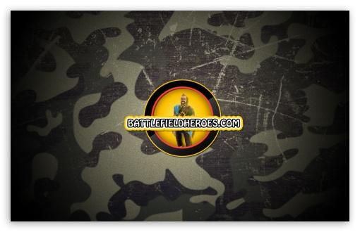 Battlefield Heroes Ultra Hd Desktop Background Wallpaper For