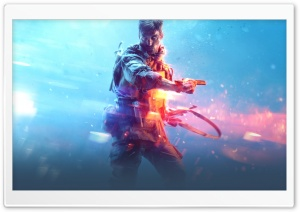 Battlefield V 2018 Video Game HD Wide Wallpaper for 4K UHD Widescreen desktop & smartphone