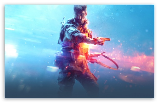 Download Battlefield V 2018 Video Game HD Wallpaper