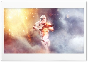 Battlefront 1 Phase 1 Clone Trooper HD Wide Wallpaper for Widescreen