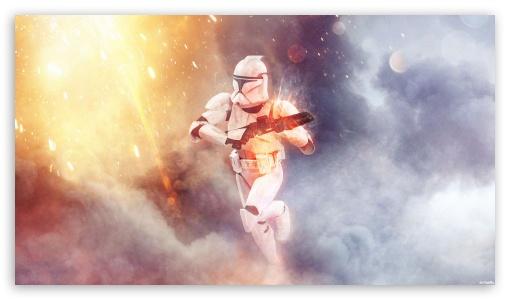 Battlefront 1 Phase 1 Clone Trooper Ultra Hd Desktop Background Wallpaper For 4k Uhd Tv Tablet Smartphone