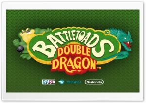 Battletoads and Double Dragon HD Wide Wallpaper for Widescreen