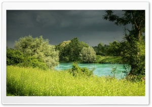 Bavaria Storm Clouds HD Wide Wallpaper for Widescreen