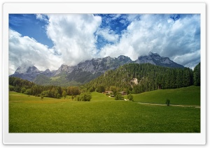 Bavarian Alps Tours HD Wide Wallpaper for 4K UHD Widescreen desktop & smartphone