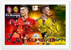 BAYERN MUNCHEN - BORUSSIA DORTMUND Ultra HD Wallpaper for 4K UHD Widescreen desktop, tablet & smartphone