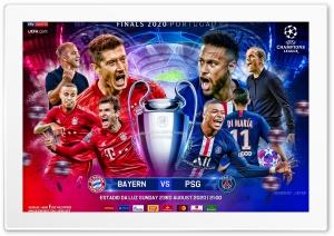 BAYERN MUNCHEN - PARIS SAINT GERMAIN CHAMPIONS LEAGUE FINAL Ultra HD Wallpaper for 4K UHD Widescreen desktop, tablet & smartphone