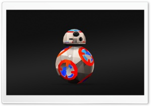 BB - 8 HD Wide Wallpaper for Widescreen