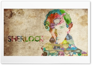 BBC SHERLOCK HD Wide Wallpaper for Widescreen