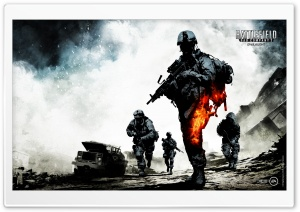 BC2 Onslaught HD Wide Wallpaper for Widescreen