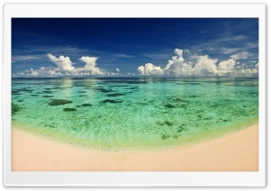 Beach HD Wide Wallpaper for Widescreen