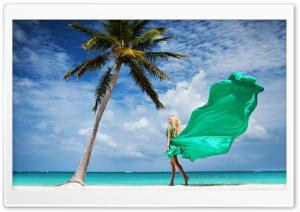Beach Beautiful Summertime Ultra HD Wallpaper for 4K UHD Widescreen desktop, tablet & smartphone