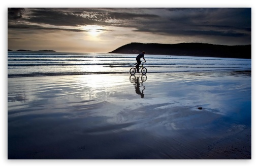 Beach Bike Ride HD wallpaper for Wide 16:10 5:3 Widescreen WHXGA WQXGA WUXGA WXGA WGA ; HD 16:9 High Definition WQHD QWXGA 1080p 900p 720p QHD nHD ; Standard 4:3 5:4 3:2 Fullscreen UXGA XGA SVGA QSXGA SXGA DVGA HVGA HQVGA devices ( Apple PowerBook G4 iPhone 4 3G 3GS iPod Touch ) ; Tablet 1:1 ; iPad 1/2/Mini ; Mobile 4:3 5:3 3:2 16:9 5:4 - UXGA XGA SVGA WGA DVGA HVGA HQVGA devices ( Apple PowerBook G4 iPhone 4 3G 3GS iPod Touch ) WQHD QWXGA 1080p 900p 720p QHD nHD QSXGA SXGA ;