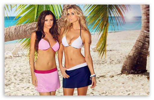 Beach Girls HD wallpaper for Wide 16:10 Widescreen WHXGA WQXGA WUXGA WXGA ; Standard 4:3 5:4 3:2 Fullscreen UXGA XGA SVGA QSXGA SXGA DVGA HVGA HQVGA devices ( Apple PowerBook G4 iPhone 4 3G 3GS iPod Touch ) ; Tablet 1:1 ; iPad 1/2/Mini ; Mobile 4:3 3:2 5:4 - UXGA XGA SVGA DVGA HVGA HQVGA devices ( Apple PowerBook G4 iPhone 4 3G 3GS iPod Touch ) QSXGA SXGA ;