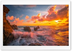 Beach, Nature HD Wide Wallpaper for 4K UHD Widescreen desktop & smartphone