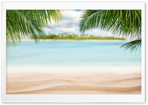 Beach Nature 7 HD Wide Wallpaper for 4K UHD Widescreen desktop & smartphone