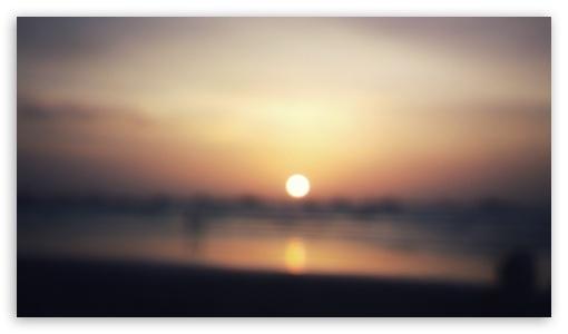 Beach Sunset Ultra Hd Desktop Background Wallpaper For 4k Uhd Tv