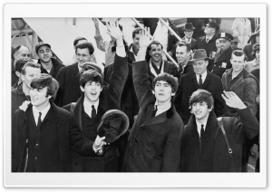 Beatles   Airport HD Wide Wallpaper for 4K UHD Widescreen desktop & smartphone