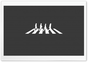 Beatles Abbey Road HD Wide Wallpaper for 4K UHD Widescreen desktop & smartphone