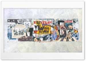 Beatles Anthology HD Wide Wallpaper for Widescreen