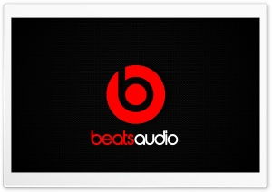 Beats Audio HD Wide Wallpaper for Widescreen