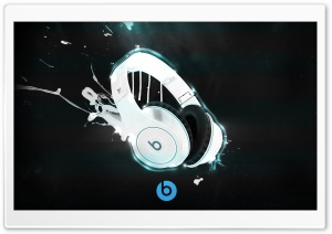 Beats by Dre HD Wide Wallpaper for Widescreen