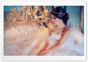 Beautiful Bride HD Wide Wallpaper for 4K UHD Widescreen desktop & smartphone