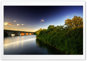 Beautiful Bridge HD Wide Wallpaper for 4K UHD Widescreen desktop & smartphone