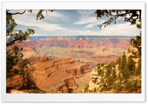 Beautiful Canyon   Panoramic View Ultra HD Wallpaper for 4K UHD Widescreen desktop, tablet & smartphone
