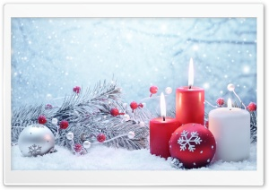 Beautiful Christmas Ultra HD Wallpaper for 4K UHD Widescreen desktop, tablet & smartphone