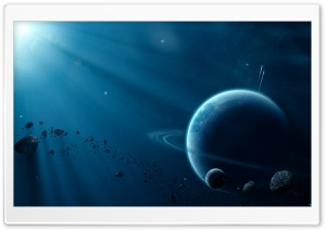 Beautiful Cosmos HD Wide Wallpaper for Widescreen