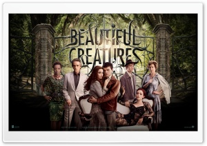 Beautiful Creatures HD Wide Wallpaper for Widescreen