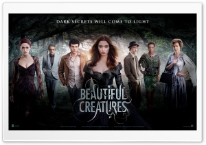 Beautiful Creatures 2013 Movie HD Wide Wallpaper for Widescreen