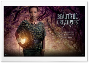Beautiful Creatures - Amma HD Wide Wallpaper for Widescreen