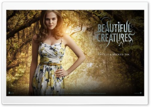 Beautiful Creatures - Emily HD Wide Wallpaper for Widescreen