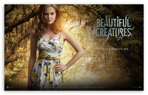 Beautiful Creatures - Emily HD wallpaper for Wide 16:10 5:3 Widescreen WHXGA WQXGA WUXGA WXGA WGA ; Standard 4:3 5:4 Fullscreen UXGA XGA SVGA QSXGA SXGA ; Tablet 1:1 ; iPad 1/2/Mini ; Mobile 4:3 5:3 3:2 5:4 - UXGA XGA SVGA WGA DVGA HVGA HQVGA devices ( Apple PowerBook G4 iPhone 4 3G 3GS iPod Touch ) QSXGA SXGA ;
