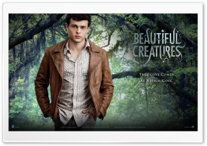 Beautiful Creatures - Ethan HD Wide Wallpaper for Widescreen