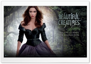 Beautiful Creatures - Lena HD Wide Wallpaper for 4K UHD Widescreen desktop & smartphone