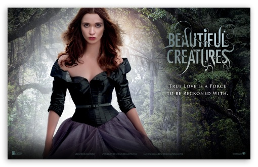 Beautiful Creatures - Lena HD wallpaper for Wide 16:10 5:3 Widescreen WHXGA WQXGA WUXGA WXGA WGA ; Standard 4:3 5:4 Fullscreen UXGA XGA SVGA QSXGA SXGA ; Tablet 1:1 ; iPad 1/2/Mini ; Mobile 4:3 5:3 3:2 5:4 - UXGA XGA SVGA WGA DVGA HVGA HQVGA devices ( Apple PowerBook G4 iPhone 4 3G 3GS iPod Touch ) QSXGA SXGA ;