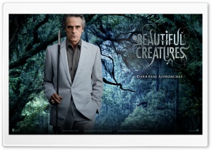 Beautiful Creatures - Macon HD Wide Wallpaper for Widescreen
