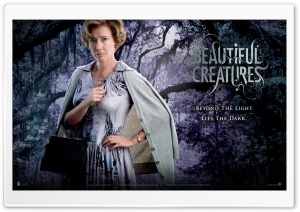 Beautiful Creatures - Mrs Lincoln HD Wide Wallpaper for Widescreen