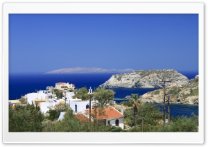 Beautiful Crete HD Wide Wallpaper for Widescreen
